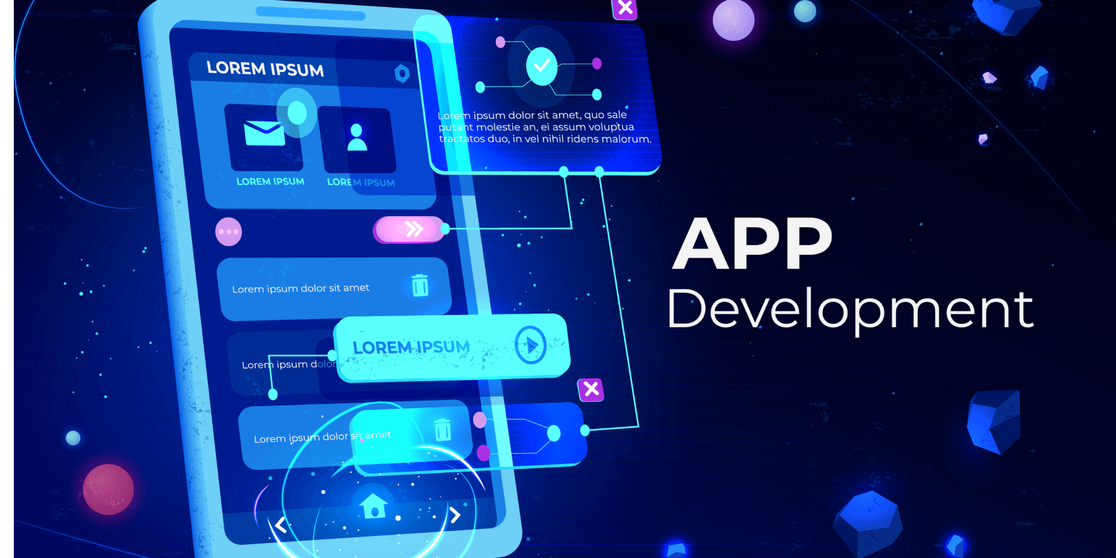 Things to Consider for Mobile App Development - Technology Home